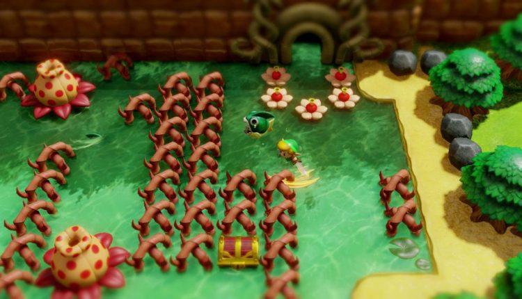 بازسازی The Legend of Zelda: Link's Awakening