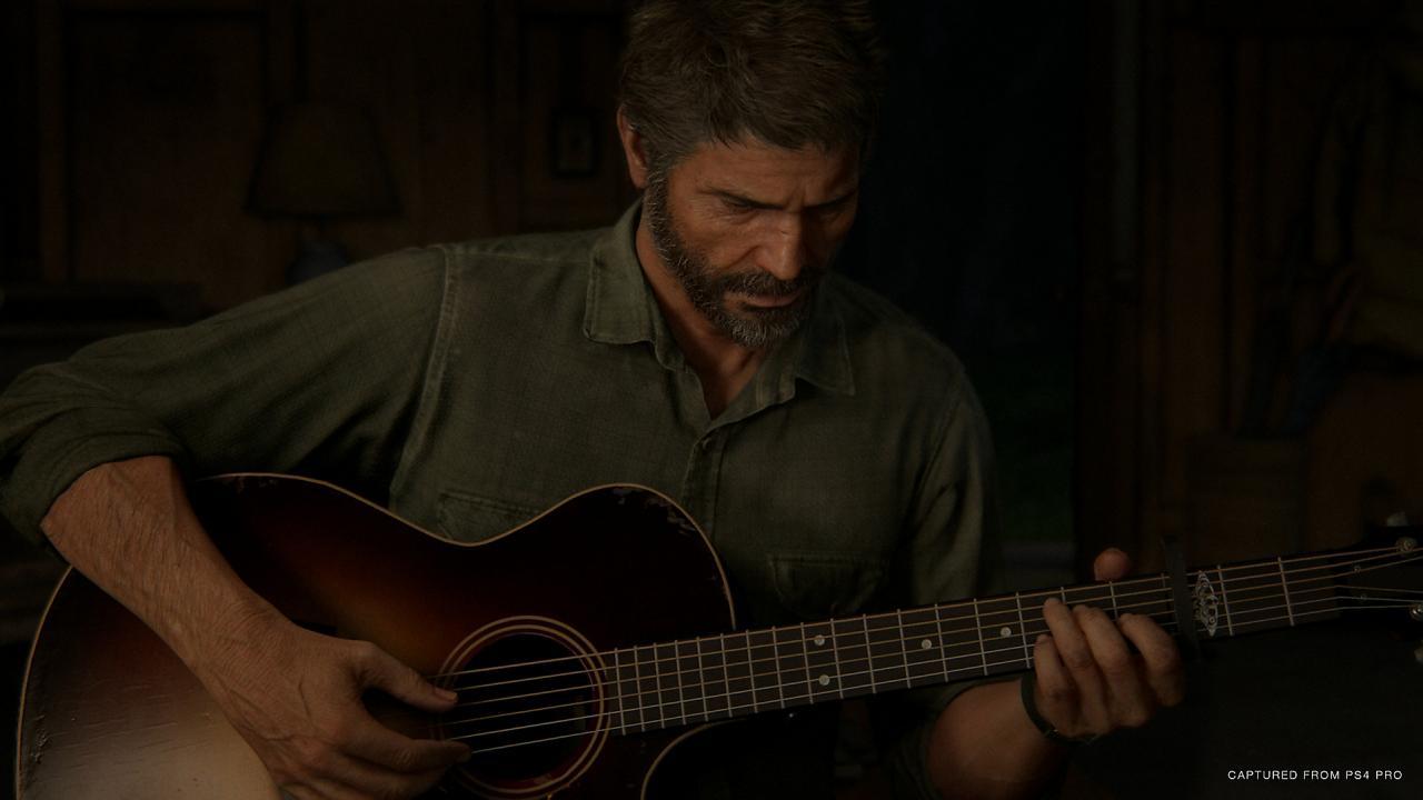 تصاویر The Last Of Us Part 2