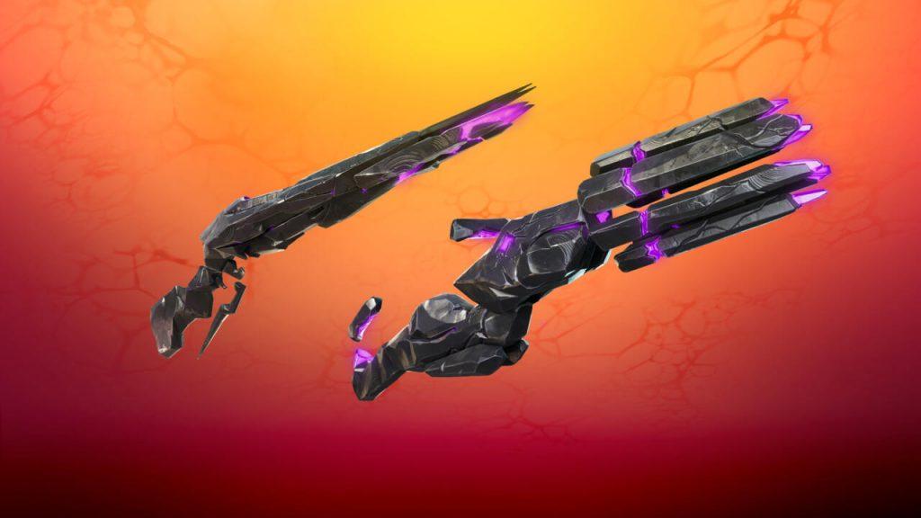 سلاح های بازی فورتنایت فصل 8 چپتر 2